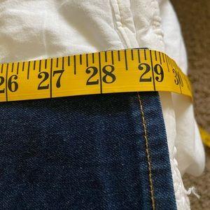 Levi's Jeans - Levi's Mile High Super Skinny Jean Dark Wash
